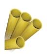 Tubos amarillos
