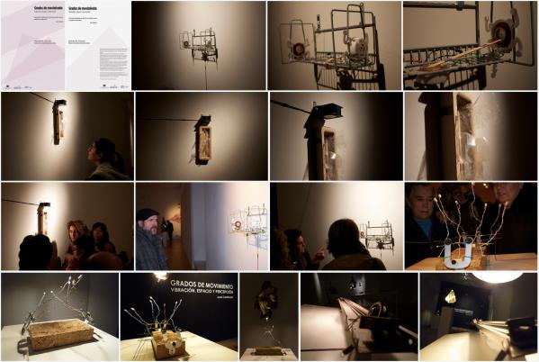 Exposición Grados de movimiento_Lucena-Juan Cantizzani